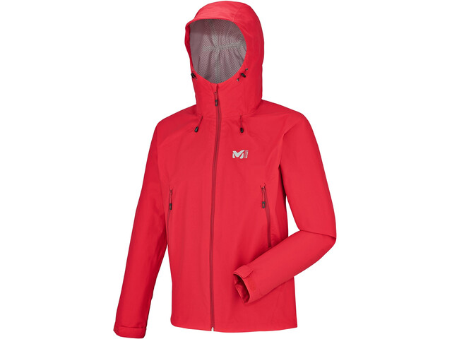 Millet Fitz Roy 2.5 Chaqueta Hombre, rouge/deep red
